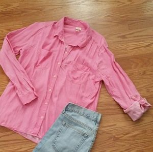 Pretty Pink Flannel